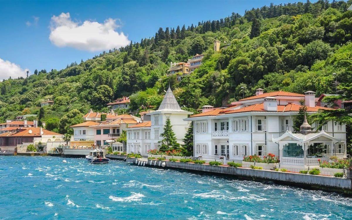 Kepulauan Prince, İstanbul