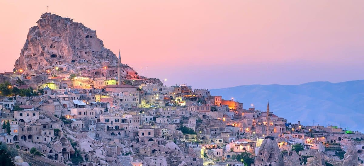 Paket Wisata Tour ke Turki 8 Hari 7 Malam November