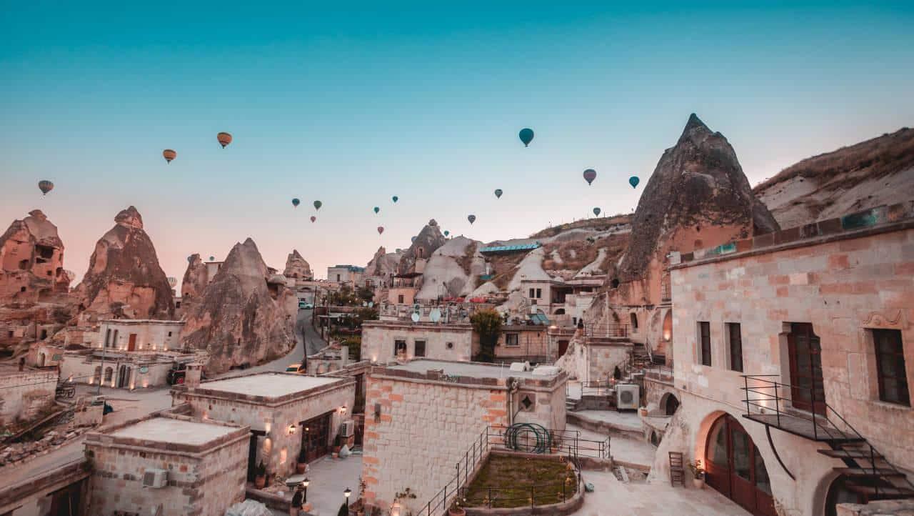 Paket Wisata Tour ke Turki 8 Hari 7 Malam Oktober