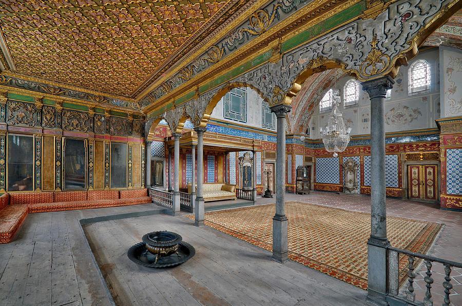 harem Topkapi palace turki