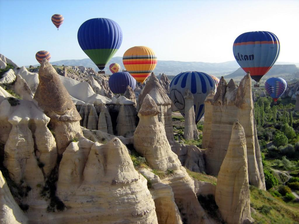 Wisata ke Cappadocia Turkey