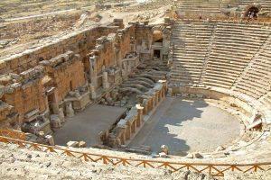 hierapolis di turki