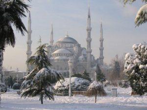 Cuaca Musim di Turki