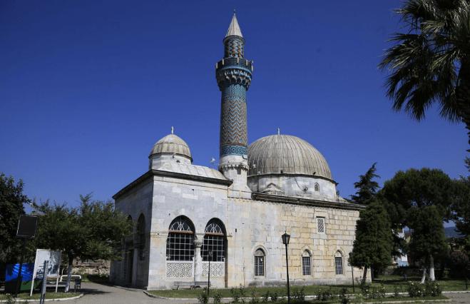 Masjid Hijau Bursa Turki
