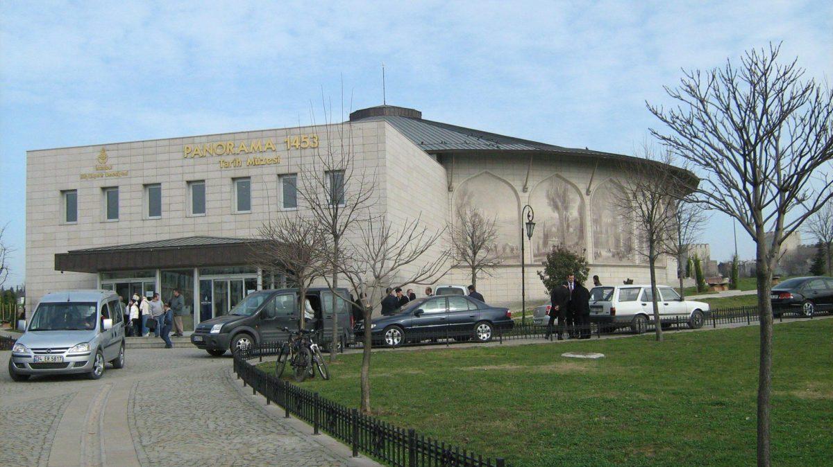 Panorama_1453_History_Museum_turkey