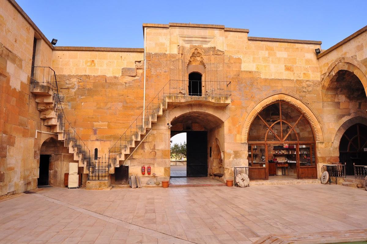 caravansary turkey