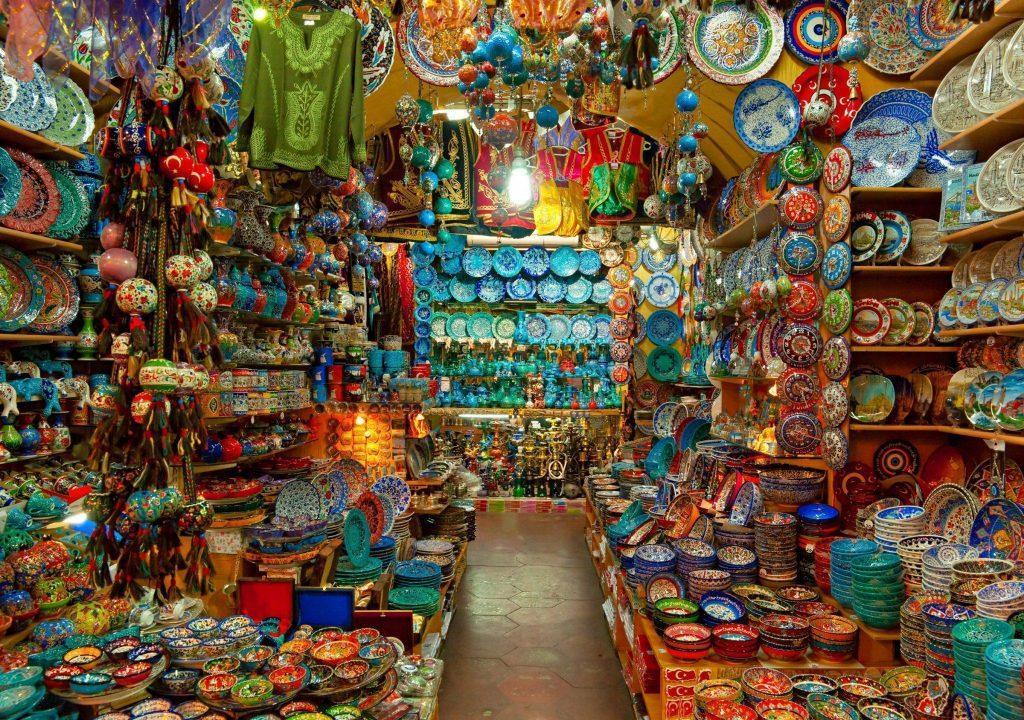 oleh-oleh dari grand bazaar