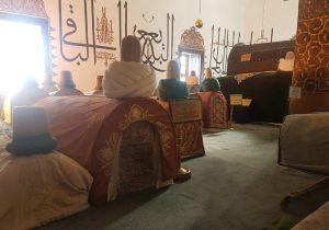 Makam Rumi dan Muridnya di Mevlana Museum