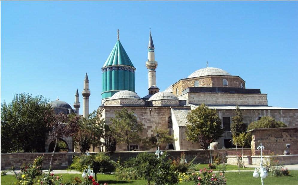 Mevlana Museum Konya-Turki, Wisata Ziarah Sang Guru Sufi