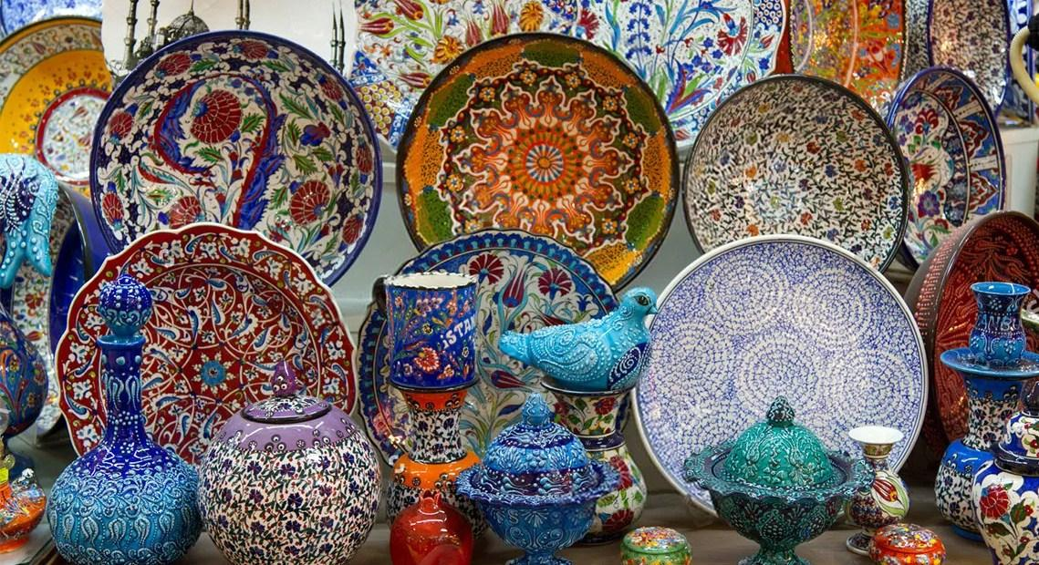 Keramik iznik Turki