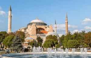 1.Hagia Sophia