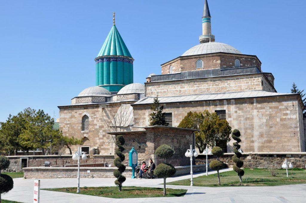 1.Museum Mevlana Konya