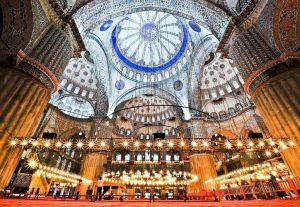 2.Interior Blue Mosque