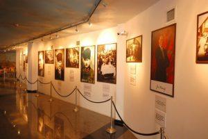 Diorama di Museum Panorama Kemenangan