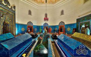 Green Tomb, Makam Sultan Mehmet I dan Ikon Bursa