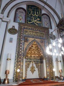 Interior Ulu Camii