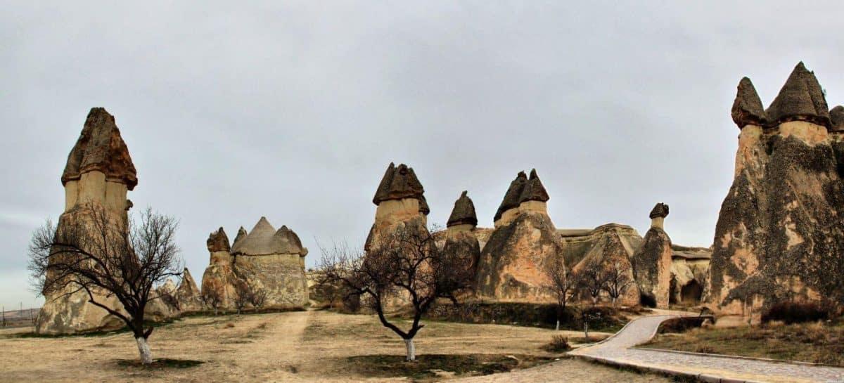 Lembah Pasabag Cappadocia