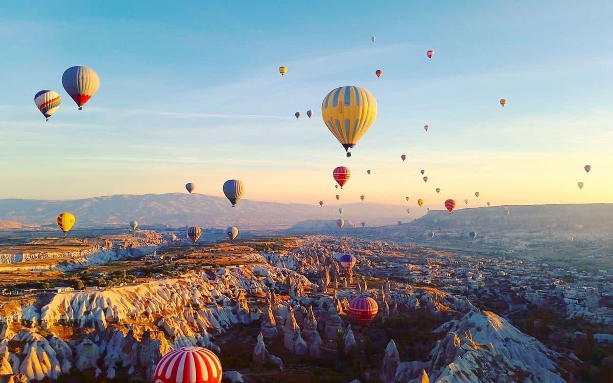 Paket Wisata Tour ke Turki 8 Hari 7 Malam September