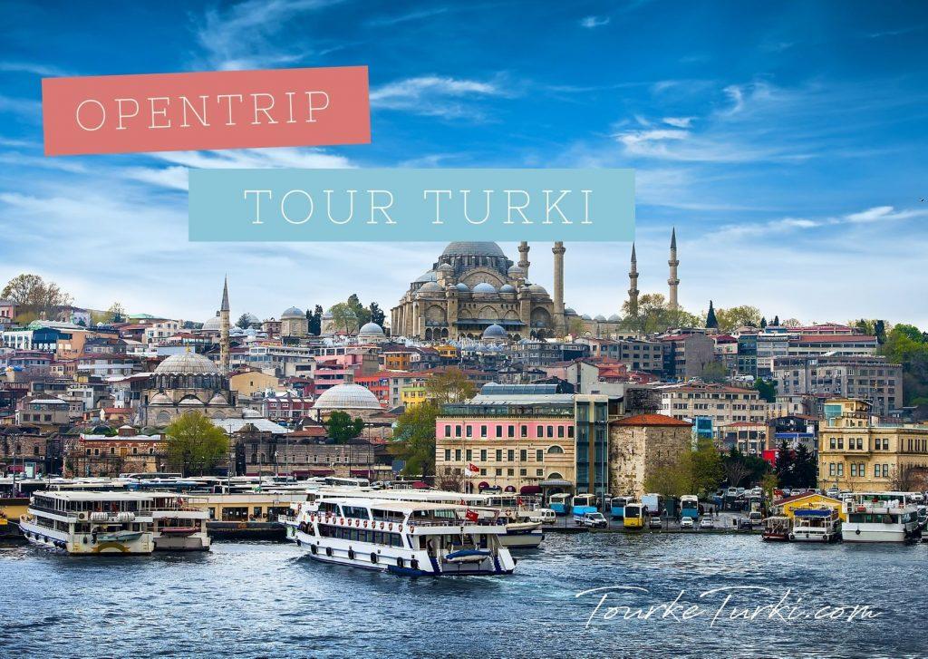 Jadwal Promo Open Trip Tour ke Turki Murah
