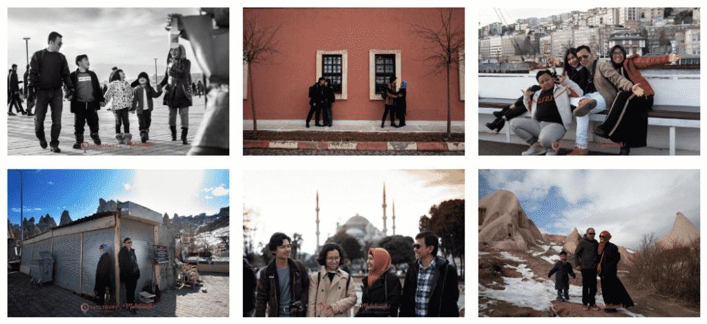 Keseruan Open Trip Turki