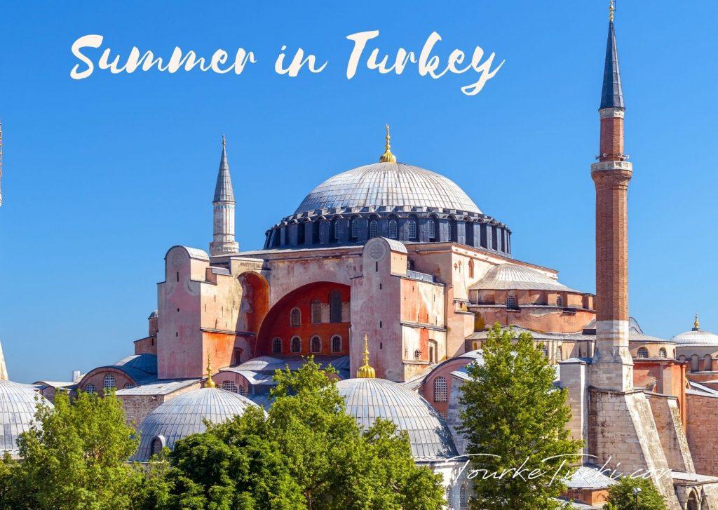Paket Liburan Musim Panas Summer di Turki