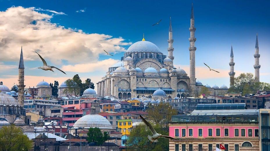 Paket Tour ke Turki Ramadhan dan Lebaran 2021